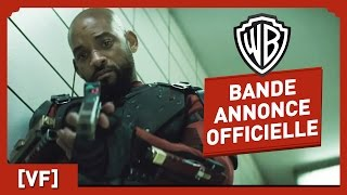 Suicide Squad - Bande Annonce Officielle 2 (VF) - Jared Leto / Margot Robbie / Will Smith