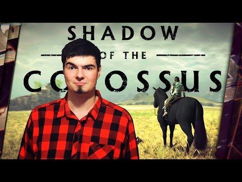 SHADOW OF THE COLOSSUS (2018) - ОБЗОР. КАК ЛЕГЕНДА СОСТАРИЛАСЬ