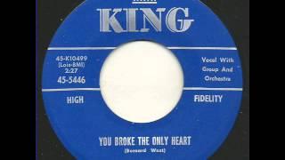 Watch Five Keys You Broke The Only Heart video