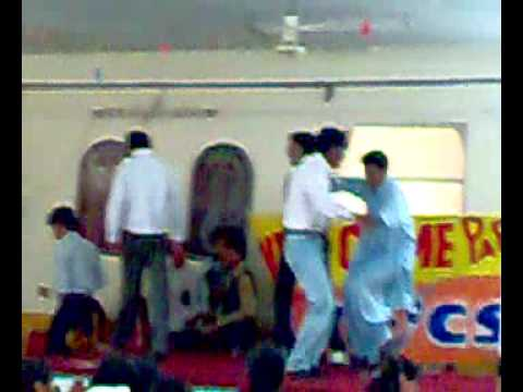chakwal faheem sahib /colg dance party