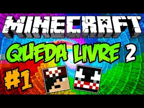 Minecraft Aventura: Queda Livre 2 - Epis ódio 1