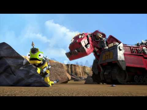 DreamWorks Dinotrux - Ya disponible en Netflix