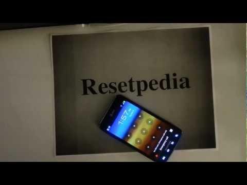 Samsung Galaxy S2 SII Att: HARD RESET Password Removal Factory Restore Guide