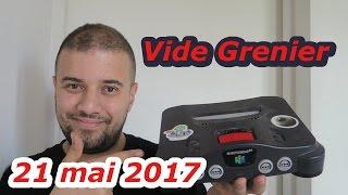 (LIVE) Back From Vide Grenier du 21 mai 2017