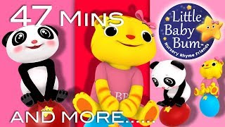 Little Baby Bum | Boing Boing Bounce Bounce | Nursery Rhymes for Babies | Songs for Kids