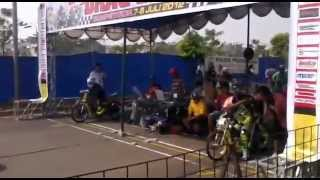 Drag Racing Matic 150cc Competition
