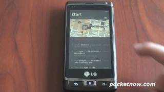 Windows Phone 7_ Bing Maps