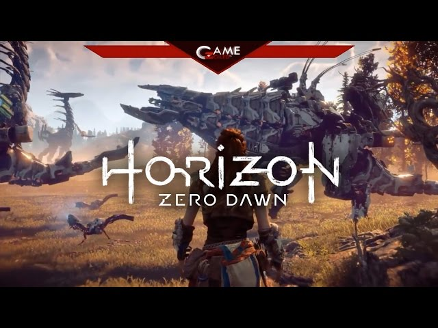 Horizon: Zero Dawn превью