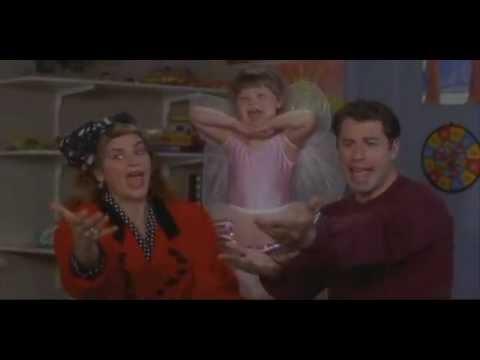 Travolta & Alley - The Chipmunks' Song