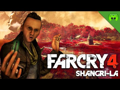 FAR CRY 4 # 25  - Shangri La «» Let's Play Far Cry 4 | HD 60 FPS Gameplay