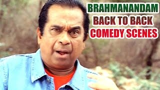 Brahmanandam Back To Back Comedy Scenes