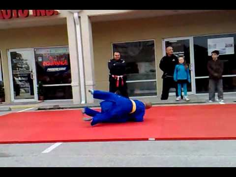 Judo & Sambo Demostration - Kids, Juniors & Adult Image 1