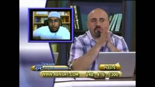 WATCH THIS!!, Caller asks muslim about Muslim paradise vs Christian Paradise