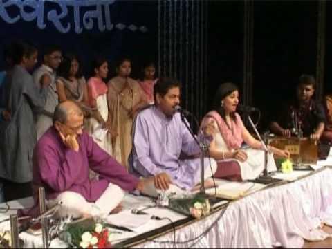 Madhura Gogte and Ravindra Sathe - Jambhul piklya zada khali