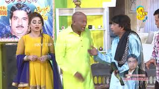 Akram Udas With Sakhawat Naz and Nida Choudhary Stage Drama Lafangay Aashiq Full Comedy Clip 2019