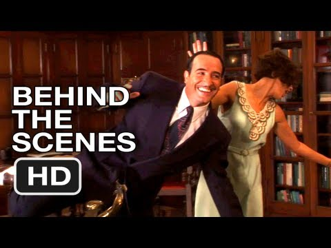 The Artist - Behind the Scenes - Silent Movie (2011) HD