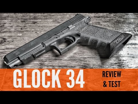 GLOCK 34 IN-DEPTH REVIEW AND RANGE TEST: Competition Ready!