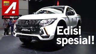 Mitsubishi Triton Athlete & Pajero Sport Rockford Fosgate Limited Edition