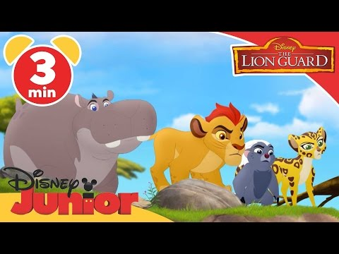 The Lion Guard | Paintings and Predictions | Disney Junior UK