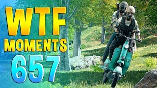 PUBG WTF Funny Daily Moments - Ep 657