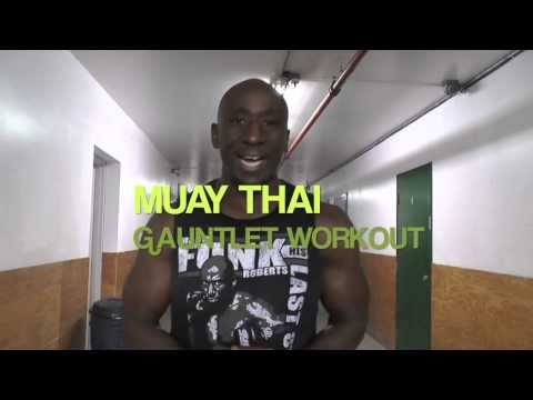 Muay Thai Workout - Gauntlet Circuit Image 1
