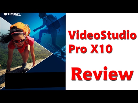 Corel VideoStudio X10. review