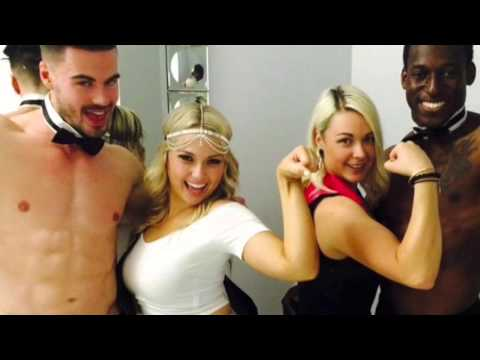 Butlers In The Buff - Best Topless Waiters Around The Globe