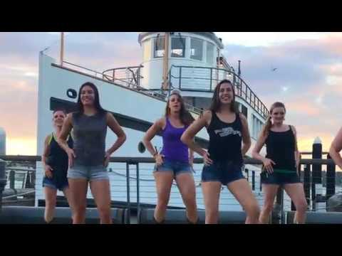 """""""You Broke Up With Me"""" Line Dance (Walker Hayes) Boot Girls"""