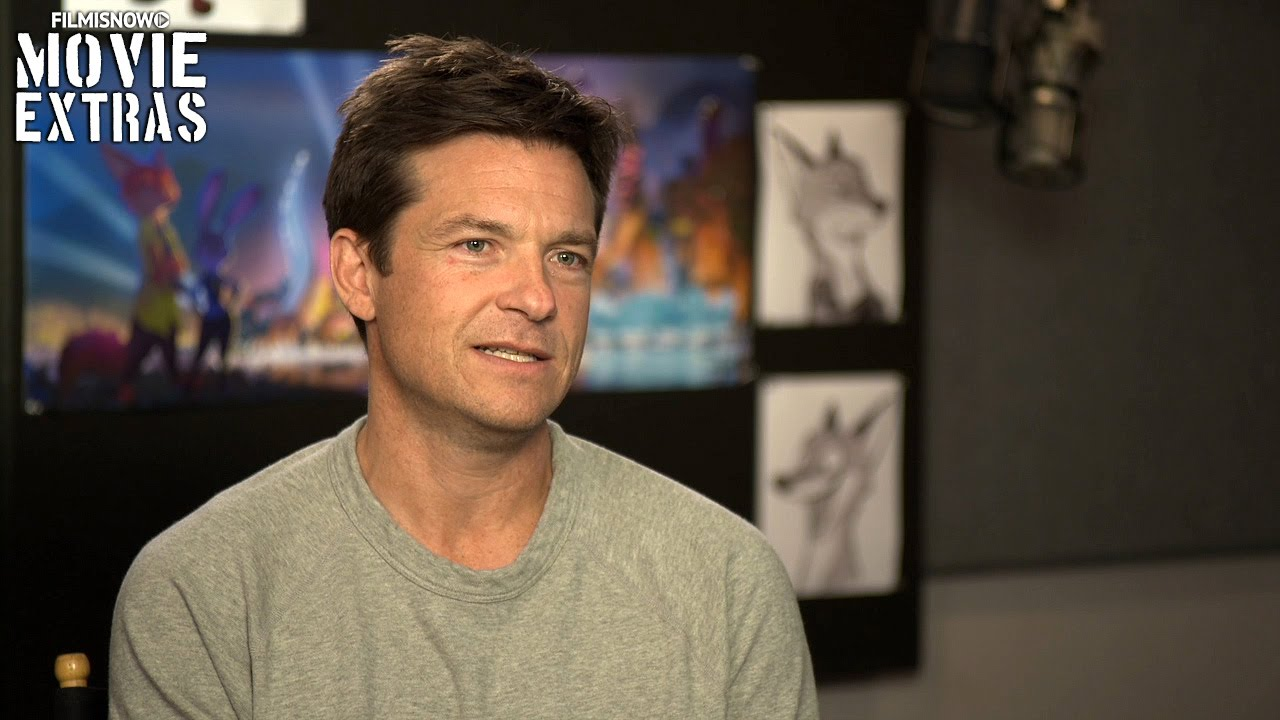 Zootopia (2016) Behind the Scenes Movie Interview - Jason Bateman