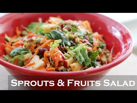 Healthy Weightloss Salad Recipe | Indian Vegetarian Salad Recipes By Shilpi