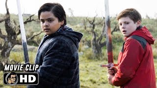 THE KID WHO WOULD BE KING Clip - Training (2019)