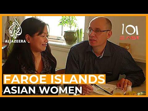 Asian women looking for love in the Faroe Islands - 101 East