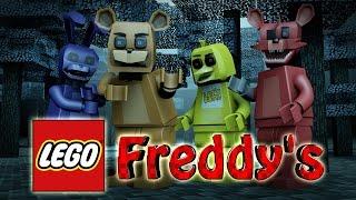 Minecraft lego challenge five nights at freddy s mod freddy