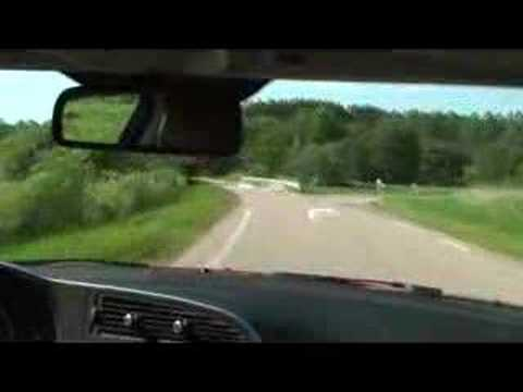 Saab 9-3 XWD and SPT Video