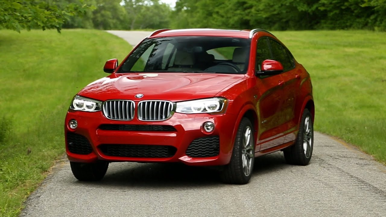 2015 Bmw X4 Review Consumer Reports Youtube
