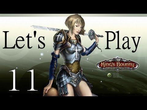 Let's Play - 011 - King's Bounty Armored Princess