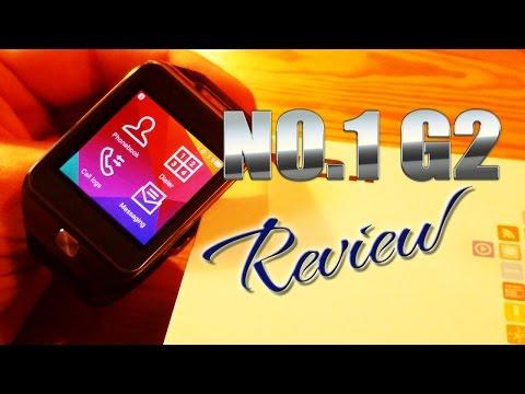 No. 1 G2 Smartwatch Review / Hands on - Samsung Gear 2 Clone? Efox - ColonelZap