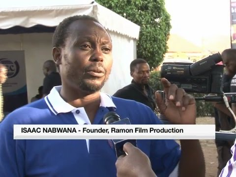Uganda's film industry makes slow but steady progress