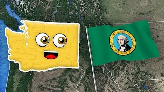 Washington State/Washington Geography/Washington