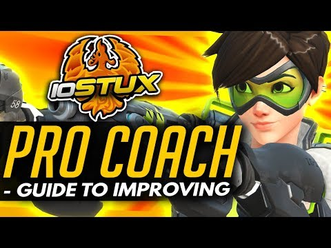 Overwatch   IMPROVE In Season 8 - Pro Coach Guide! Your Questions Answered!