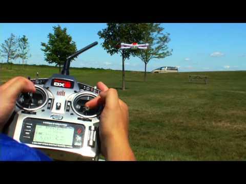 Blade 350 QX Flight Modes