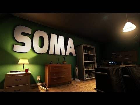 PROBABLY THE MATRIX | SOMA Let's Play (Survival Horror)