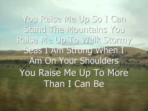 YOU RAISE ME UP Chords - Josh Groban | E-Chords