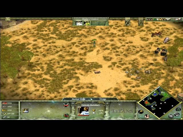 Руководство запуска: Age of Mythology: Titans Expansion по сети
