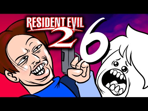 Oney Plays RESIDENT EVIL 2 With Pals - EP 6 - Stinky Jinkies