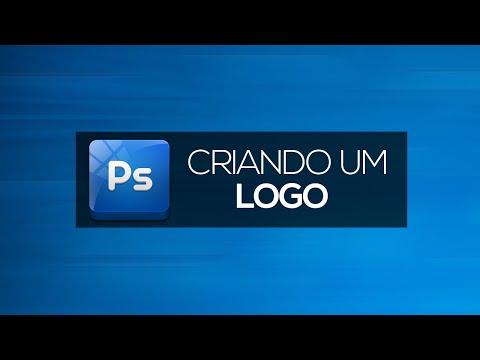 Como criar um logo | Photoshop CS6 thumbnail