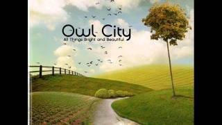 Owl City - Angels w/ LYRICS