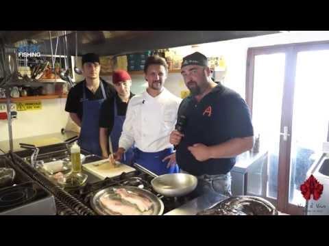 Come cucinare la rana