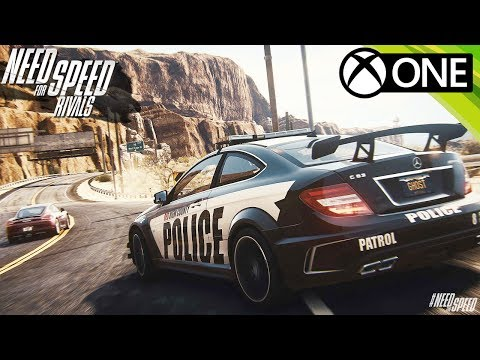 Need for Speed Rivals Xbox One Gameplay Multiplayer INTENSE Police Rampage Livestream