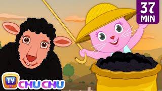 Baa Baa Black Sheep With Cutians | Nursery Rhymes & Cartoon Songs for Kids | ChuChu TV